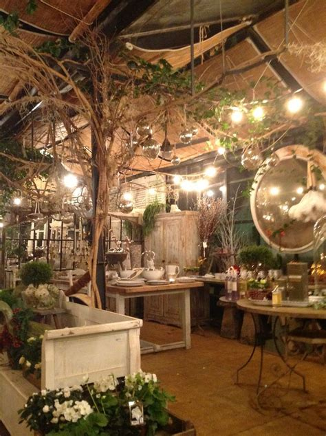 petersham nurseries store fronts retail displays ideas