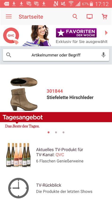 Qvc (deutschland)  Androidapps Auf Google Play