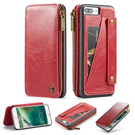It also can hold your cash. iPhone 7 Plus Case, iPhone 8 Plus Cover, Allytech ...
