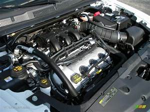 2011 Ford Taurus Limited 3 5 Liter Dohc 24
