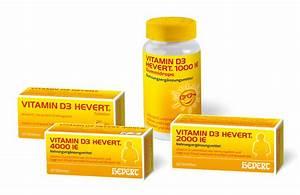 Vitamin D Dosierung Berechnen : neue vitamin d3 pr parate von hevert f r jeden die ~ Themetempest.com Abrechnung