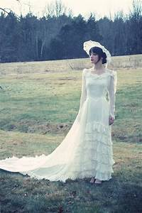 a lovely vintage wedding dress from light witch wedding With witch wedding dress