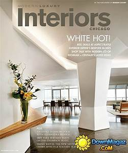 modern luxury interiors chicago winter 2014 download With interior home design magazine pdf