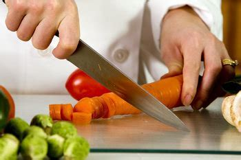4 Tips for Knives: Proper Use and Care   Chef Works Blog