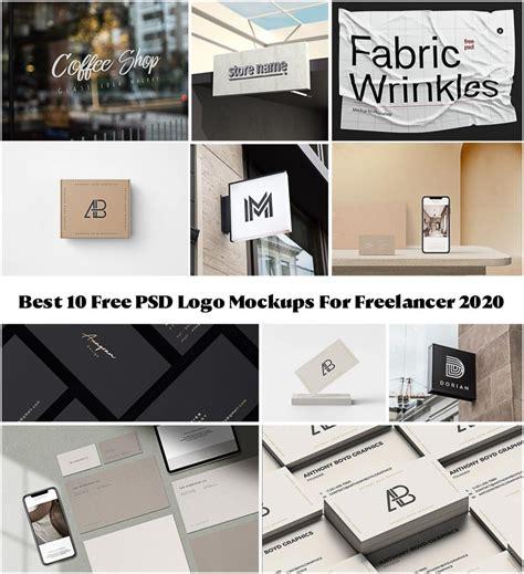 Packaging mockups, macbook, iphone, logo mockups & many more. Best 10 Free PSD Logo Mockups For Freelancer 2020 | Free ...