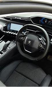 Peugeot 508 Hybrid interior & comfort | DrivingElectric
