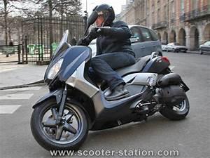 Yamaha X-max 125 2010