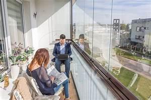 Schiebefenster Für Balkon : balkonverglasungen copal ~ Watch28wear.com Haus und Dekorationen