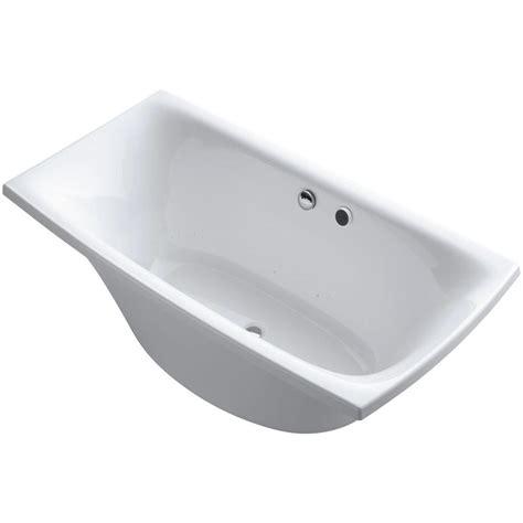 Air Bath Tub by Kohler Escale 6 Ft Air Bath Tub In White K 14037 G 0