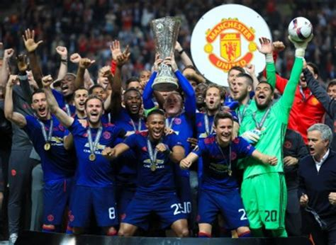Clinical Man United Seal Europa League Triumph