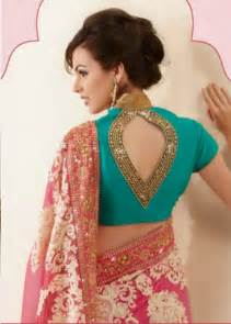 saree blouse designs blouse designs with border back side catalogue 2014 for pattu saree back neck indian saree for