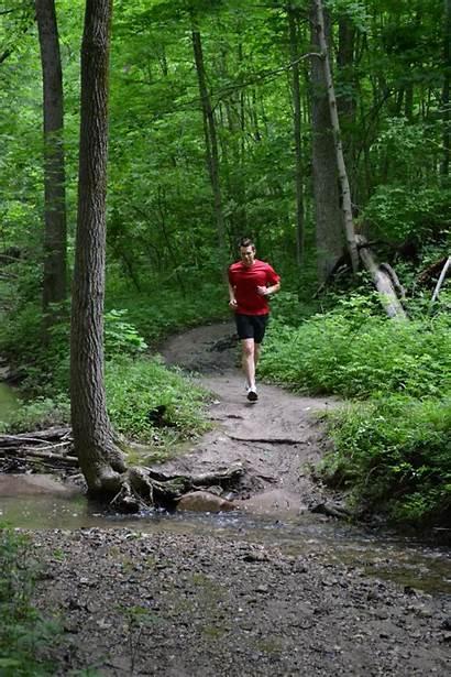 Running Trail Run Tony