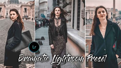 You can change contrast, exposure, shadows, highlights, temperature, tint, vibrance. Dramatic Lightroom Presets Download for Free | 100% ...