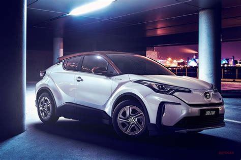 Toyota Ev 2020 by トヨタ Ev版 C Hr Izoa 2020年に発売 上海ショー 海外ニュース Autocar Japan