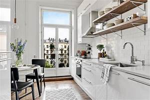 15, Unbelievable, Scandinavian, Kitchen, Designs, That, Will, Make, Your, Jaw, Drop