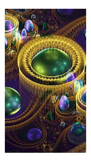 3d, Abstract, Fractal Wallpapers HD / Desktop and Mobile ...