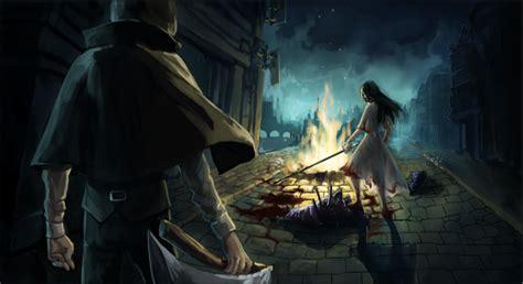 Bloodborne Animated Wallpaper - bloodborne by tinhan on deviantart