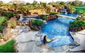 11 Most Beautiful Swimming Pools You Have Ever Seen Apartment This Experience In Pool Construction Both Commercial Residential Beautiful Inground Pools Wonderful Swimming Pool Design For Small Backyard Landscape Beautiful Swimming