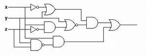 logic expressions digital circuits With logic circuit