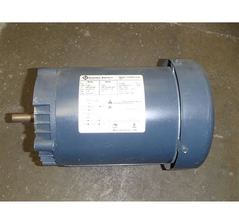 Franklin Electric Motors by 1 Hp Franklin Electric Motor