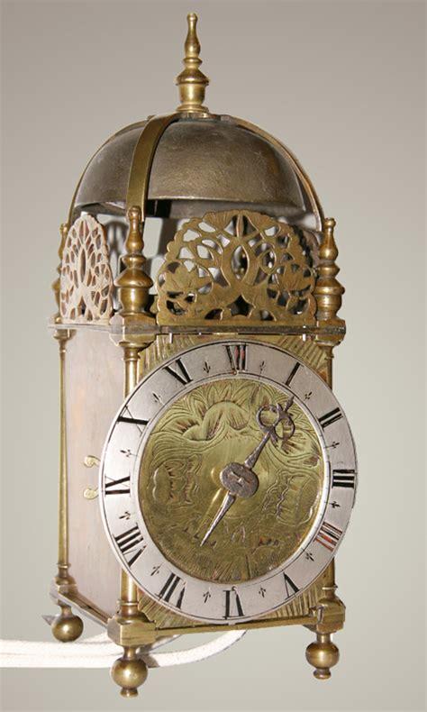 quarter size northern lantern clock lancashire