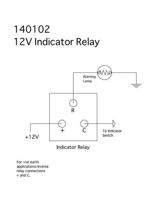 12v electronic 3 terminal positive and negative earth