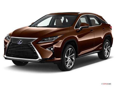 2018 Lexus Rx Hybrid Rx 450hl Premium Awd Specs And