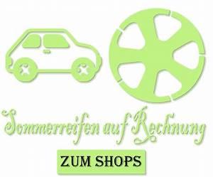 Reifenkauf Auf Rechnung : sommerreifen auf rechnung bestellen ~ Themetempest.com Abrechnung