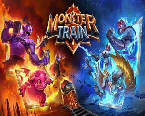 Monster Train PC Game Free Download | FreeGamesDL