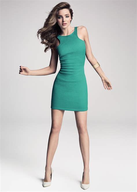 Miranda Kerr For Mango Summer 2013 Campaign Galeri Foto