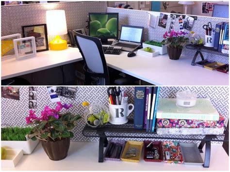 desk organization ideas for work best 20 cubicle organization ideas on work