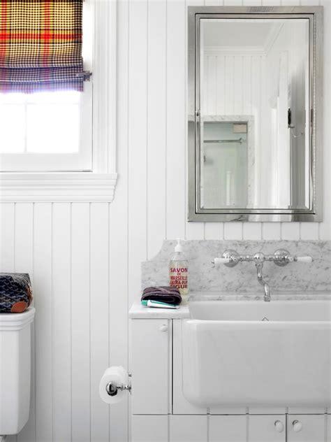 big ideas  small bathrooms hgtv