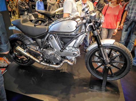 Rizoma Modified Ducati Scrambler Ala Nyducati