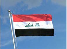 Irak Flagge Irakische Fahne kaufen Fahnen Shop