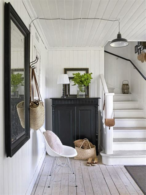 swedish farmhouse dressed  style