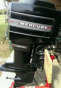 1985 Mercury Black Max Xr2 Outboard 150hp 2 0 Litre