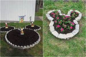 mickey mouse garden decor house decor ideas