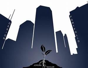 Design Portfolio Cover by JordanKaylor on DeviantArt