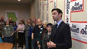 Democrat leads Georgia primary but falls short of avoiding ...