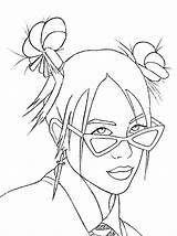Billie Eilish Coloring Pages Singer Talented Updated sketch template