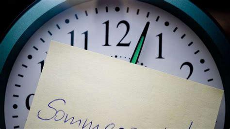 Hier gibt es infos zur sommerzeit 2021. Zeitumstellung wird 2021 abgeschafft: Das sind die Folgen ...
