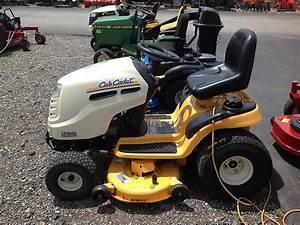Cub Cadet Lt1042 13ax11cg010 Lawn Tractor 42 U0026quot  Deck 19hp