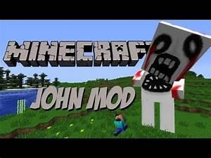 John 2 0 Minecraft : john mod minecraft mod spotlight 1 4 7 youtube ~ Medecine-chirurgie-esthetiques.com Avis de Voitures