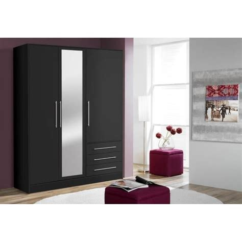 awesome armoire noir with armoire ikea with