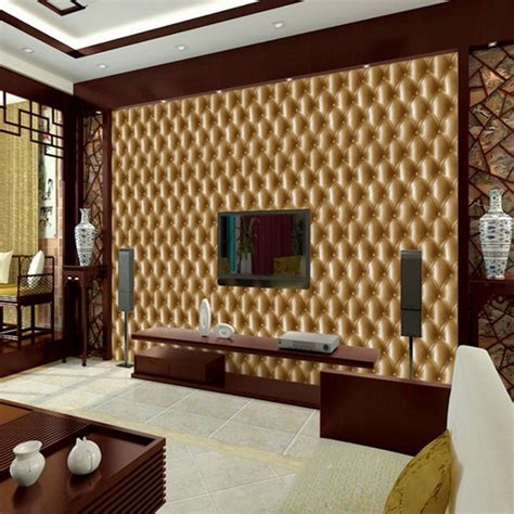 beibehang desktop wallpaper roll stereoscopic tv