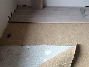 Sous Couche Parquet Flottant 10mm : sous couche parquet flottant 10mm great awesome sous ~ Nature-et-papiers.com Idées de Décoration