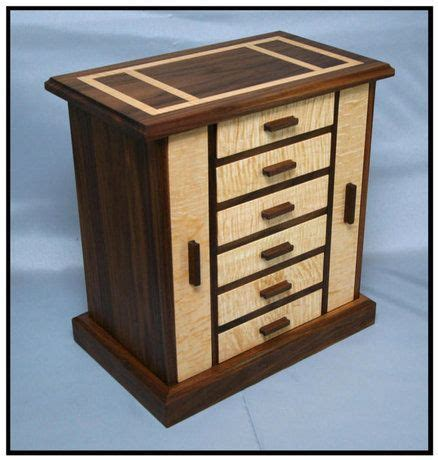 jewelry box plans ideas  pinterest wooden box plans woodworking plan jewellery box