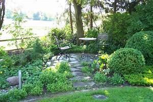 Gartengestaltung Unter Bäumen : sitzplatz unter b umen noch gr ner ihr g rtner mirko noch haltern am see ~ Yasmunasinghe.com Haus und Dekorationen
