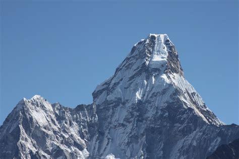 Ama Dablam Mountain Photo By Marek Lisiecki