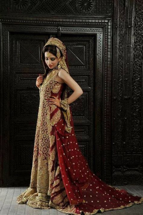 red bridal dresses latest designs trends